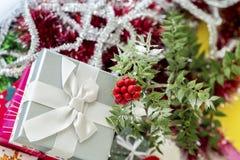 Un día especial; la Navidad, foto del concepto del Año Nuevo imagen de archivo