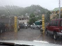 Un día lluvioso en Port Elizabeth, Bequia metrajes