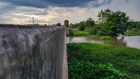 Un día rural silencioso Imagen de archivo