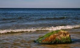 Un día soleado en el mar Báltico imagen de archivo libre de regalías