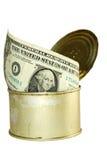 Un dólar Imagenes de archivo