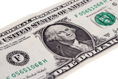 Un dólar Fotografía de archivo libre de regalías