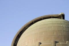 Dôme d'observatoire Photo libre de droits