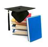Un degré de graduation photographie stock libre de droits