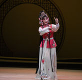 """Un  del oeste de Chamber†de la muchacha-Kunqu del """"the juguetón de la ópera foto de archivo libre de regalías"""