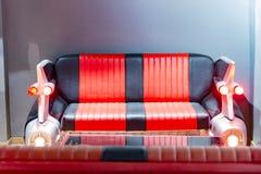 un della Cadillac dell'automobile sofà egualmente immagine stock libera da diritti
