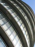Un detalle del ayuntamiento de Londen Imágenes de archivo libres de regalías