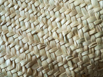 Un dettaglio del canestro tricottato Fotografia Stock Libera da Diritti