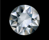 Un diamant illustration stock