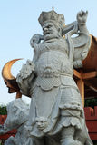 Un dieu chinois Image libre de droits
