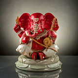 Un dieu de Ganesha d'indou Photos stock