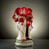 Un dieu de Ganesha d'indou Photographie stock libre de droits
