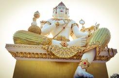 Un dieu de Vishnu Photographie stock