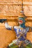 Un dieu thaïlandais, créature mythique Photos stock