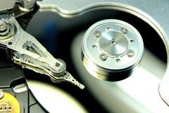 Un disco duro del ordenador. Fotografía de archivo libre de regalías