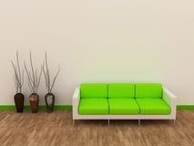 Diseño interior Imagenes de archivo