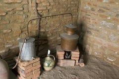 Un distillator antico immagine stock libera da diritti