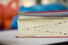 Un dizionario Fotografie Stock