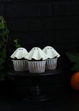 Un dolce per Halloween Fotografie Stock