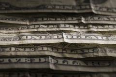 Un dollar Photo stock
