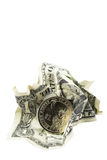Un dollaro Fotografie Stock
