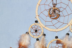 Un dreamcatcher Fotografia Stock