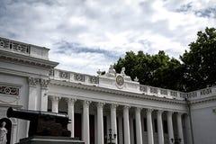 Un edificio antiguo de Odessa City Council Fotografía de archivo