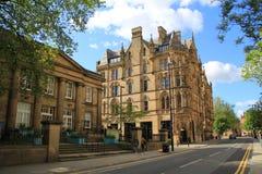 Un edificio de Manchester Foto de archivo