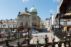 Un edificio más lleno, de Smith y de Turner en Brighton, Reino Unido fotografía de archivo