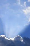 Un eje de la luz Fotografía de archivo