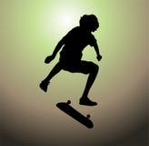 Skater Imágenes de archivo libres de regalías