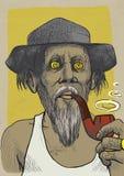 Fumador libre illustration
