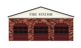 Parque de bomberos libre illustration