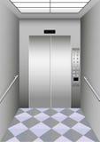 Un elevador del edificio libre illustration