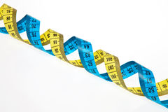 Un'elica del DNA. Fotografie Stock Libere da Diritti