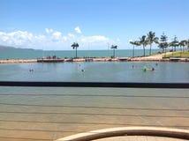 Un endroit agréable à regarder et de grandes vacances Photographie stock