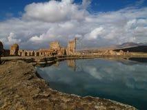 Un endroit historique agréable Photo libre de droits