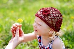Un enfant Images libres de droits