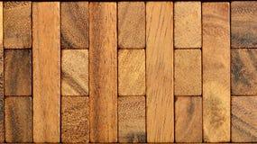 Blocs en bois Photographie stock