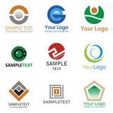 Logos illustration de vecteur
