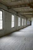 Un entrepôt vide Image libre de droits
