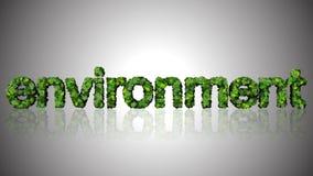 Un environnement vert Photos stock