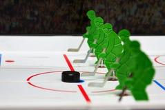 Un equipo de hockey Foto de archivo