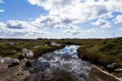Un'escursione di un giorno in Irlanda Fotografie Stock