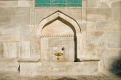 Un esempio del periodo dell'ottomano Fotografia Stock
