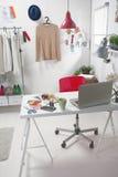 Un espace créatif de mode. Photos stock