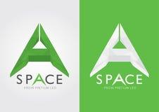 Un espace Un alphabet qui décrivent beaucoup la chose Photographie stock libre de droits