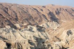 Sombras de Brown de un desierto Fotos de archivo libres de regalías