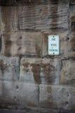 Un estacionamiento de la hora Foto de archivo