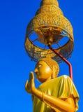 Un estilo de la imagen de Buda Fotografía de archivo
